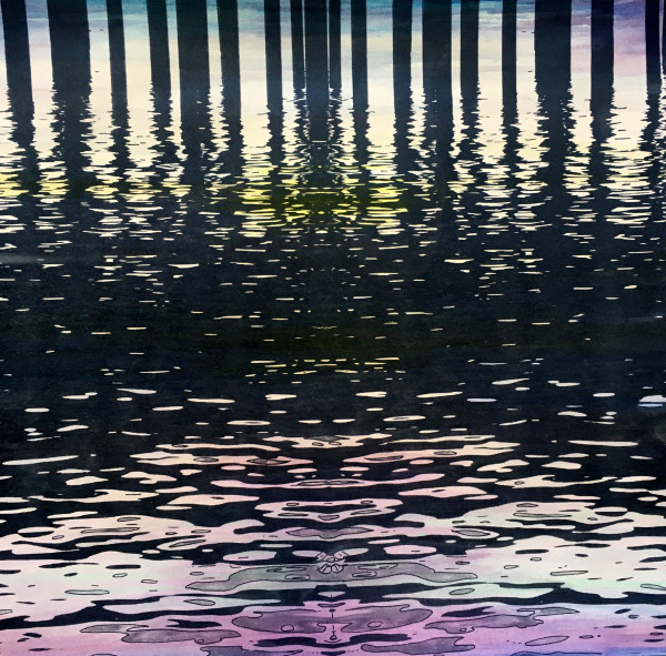 MCD127, Summer Reflections by Ruth McDonald