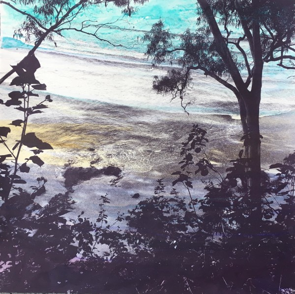 MCD117, Coastal Walk 6 by Ruth McDonald