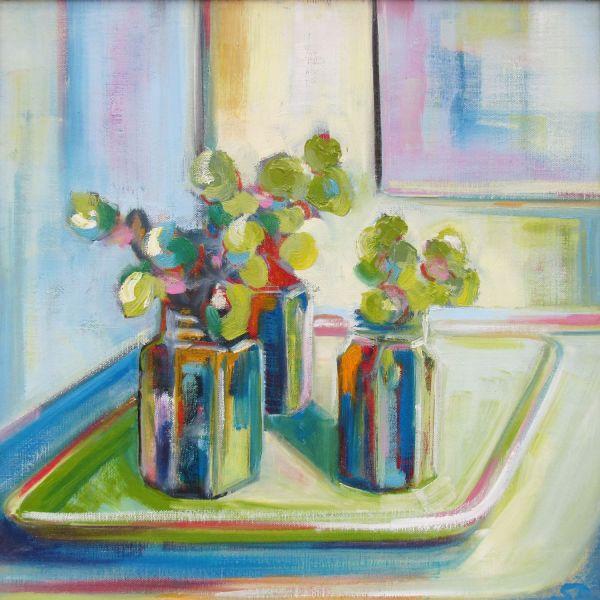 DEM172, Spring Cuttings ll by Sarah De Mattos
