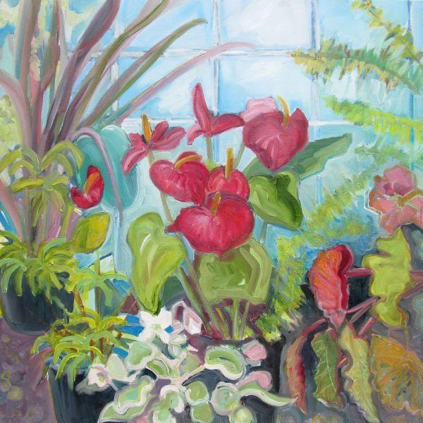 DEM201,  Botanic Beauty 2 by Sarah De Mattos
