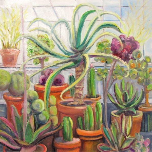 DEM202,  Botanic Beauty 3 by Sarah De Mattos