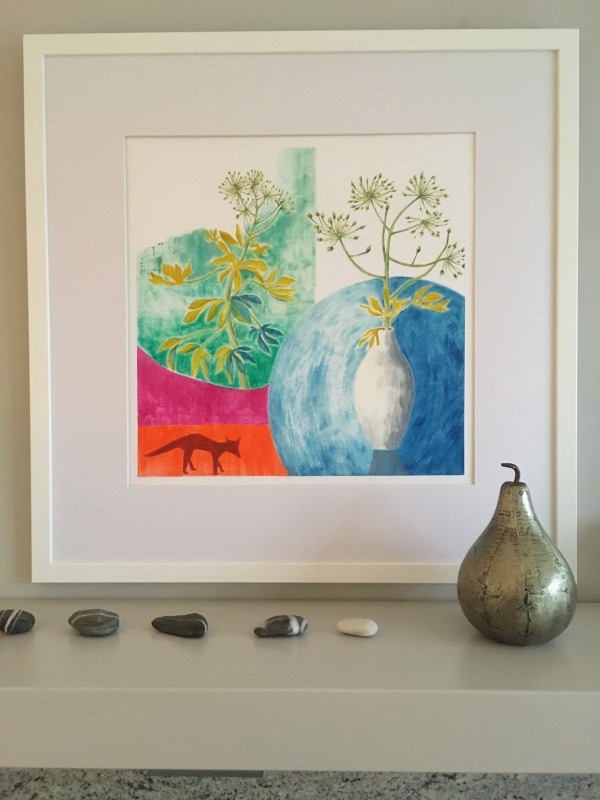 WHI049, Outside Inside I by Katie Whitbread