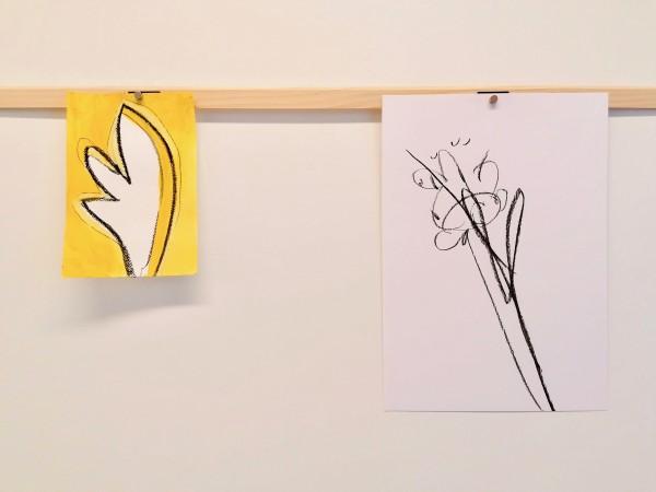 Organic (2 of them) by Alejandra Jean-Mairet