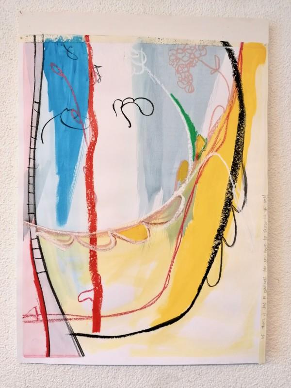 Show your joy (D_2107 Nr.30) by Alejandra Jean-Mairet