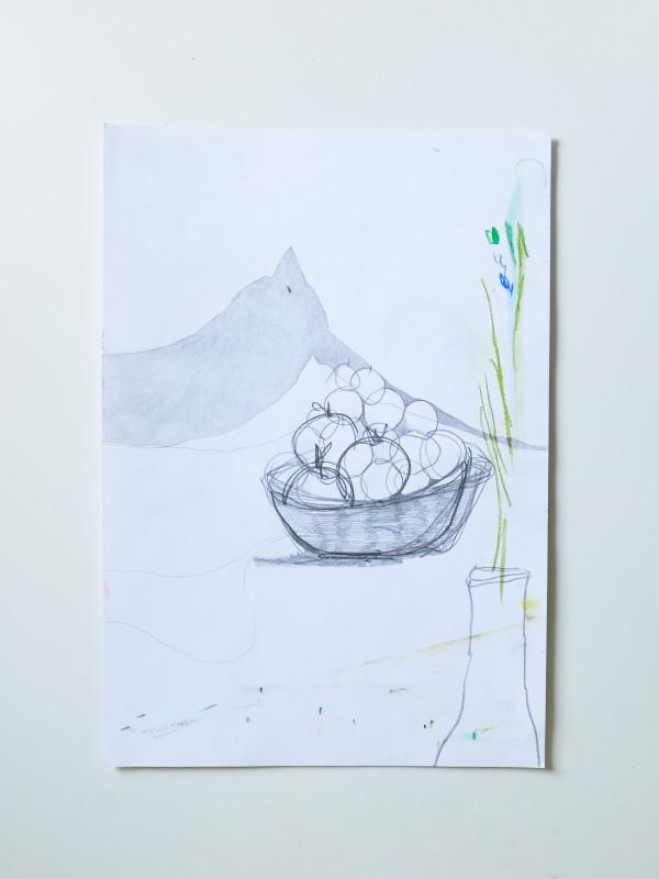 Berg, tazon, florero by Alejandra Jean-Mairet