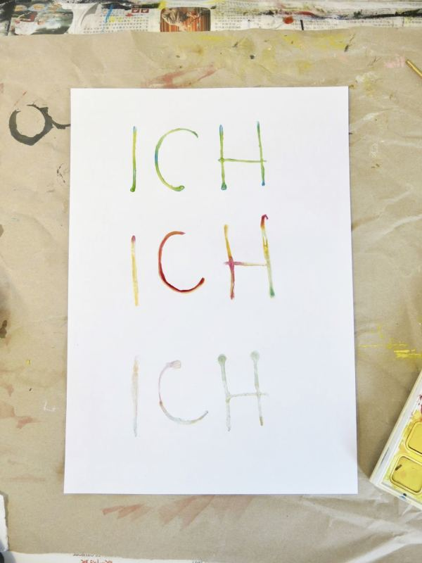 ICH (1°) by Alejandra Jean-Mairet