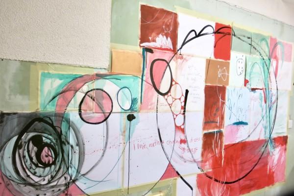 Wall Compo 001 - Process by Alejandra Jean-Mairet