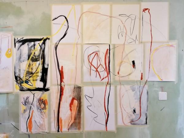 Wall June 16 by Alejandra Jean-Mairet