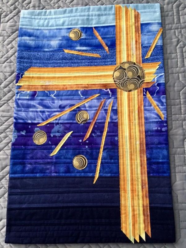 Blue Radiance by Hilary Clark