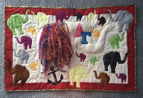21 Elephants by Hilary Clark