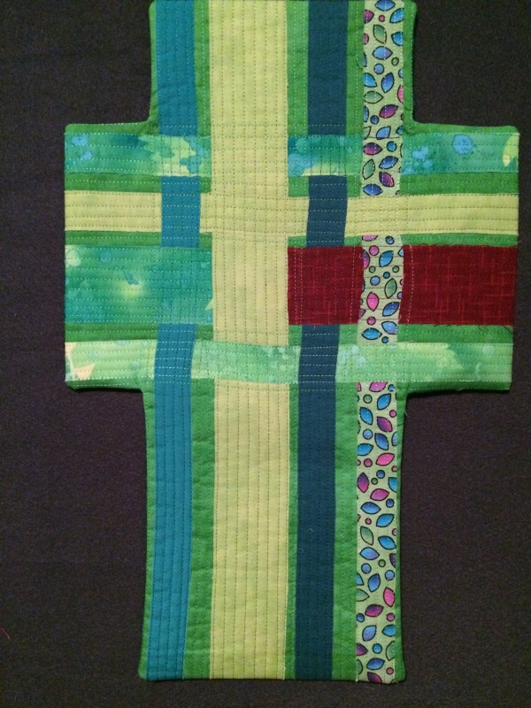 Criss Cross by Hilary Clark