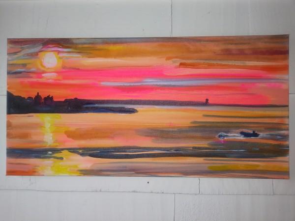 Golden Hour by Tina Rawson