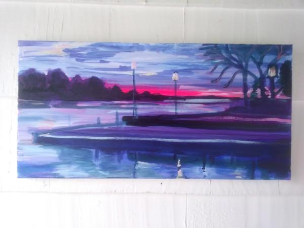 Blue Hour by Tina Rawson