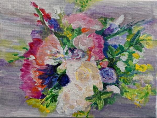 Bridal Bouquet by Tina Rawson