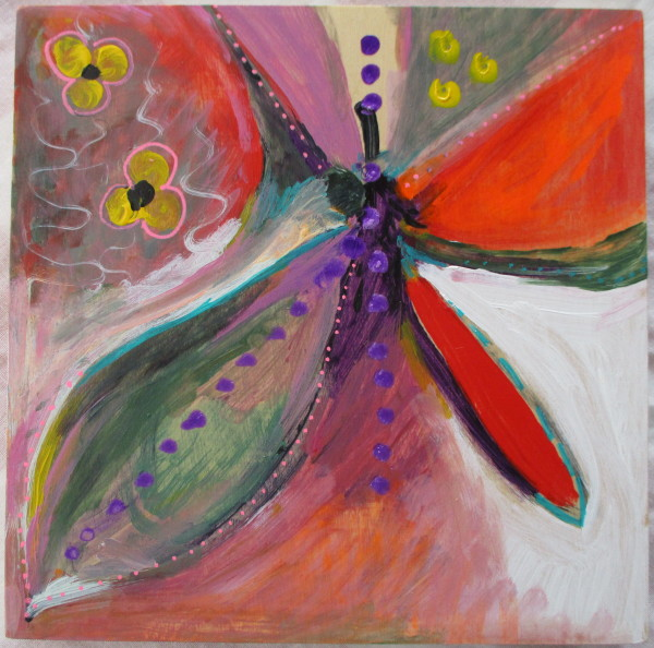 Bug and Bloom by Tina Rawson