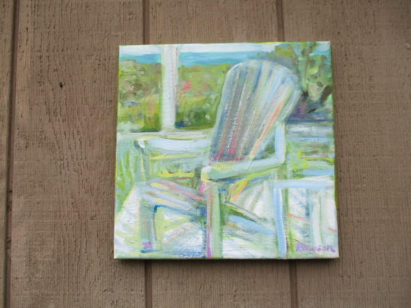 Easy Chair by Tina Rawson