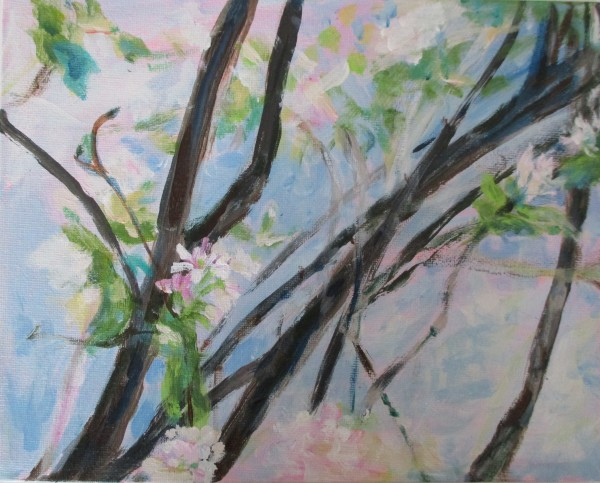 New Bloom by Tina Rawson