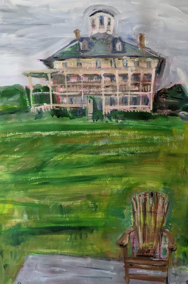 The Stone House by Tina Rawson
