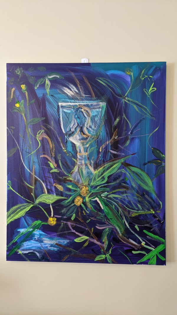 The Bog Queen by Tina Rawson