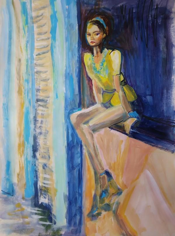 Calypso by Tina Rawson