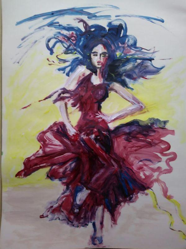Medusa by Tina Rawson