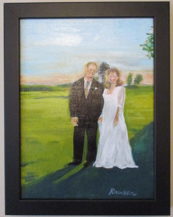 The Happy Couple by Tina Rawson