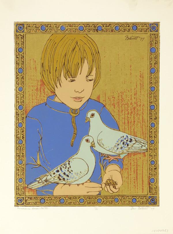 Innocence Series: No 3   13/28 by Dorr Bothwell