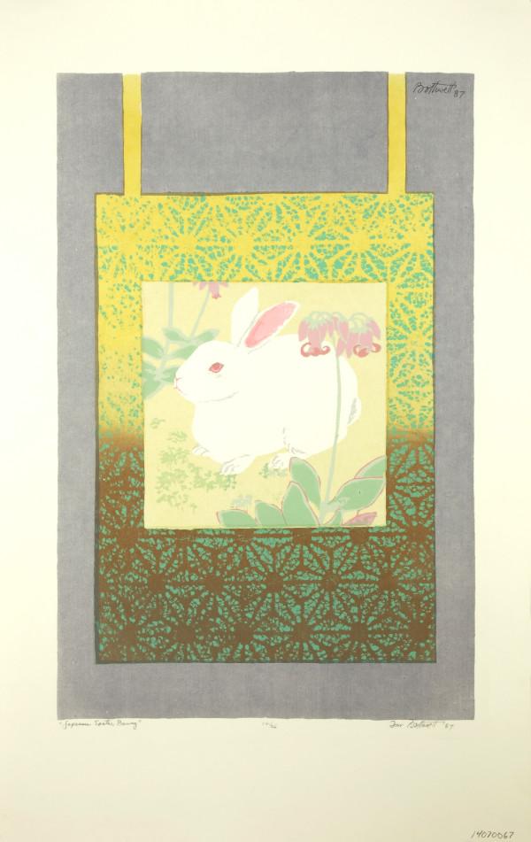 Japanese Easter Bunny   14/26 by Dorr Bothwell