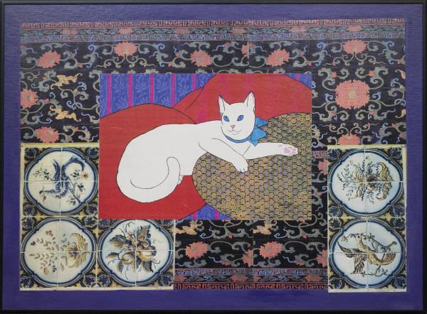 Collage of Scheherazade by Dorr Bothwell