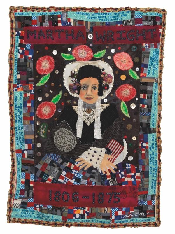 Martha Wright by Jane Burch Cochran