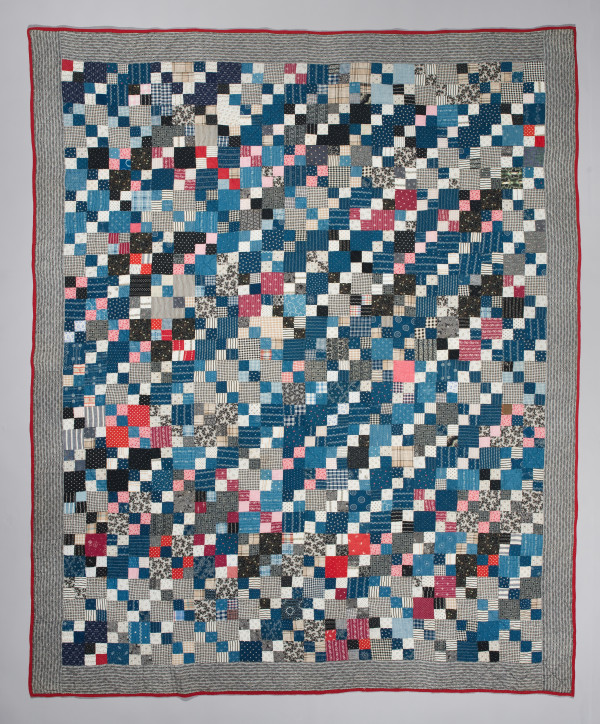 Patch Quilt (variation) by Unknown Artist