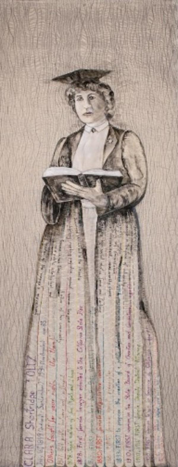 Clara Foltz by Maria Billings
