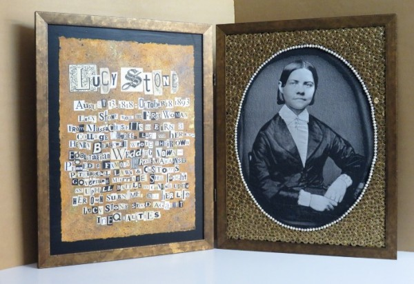 Lucy Stone by Susan Lenz
