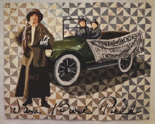 Sara Bard Field: Suffrage Envoy by Martha Wolfe