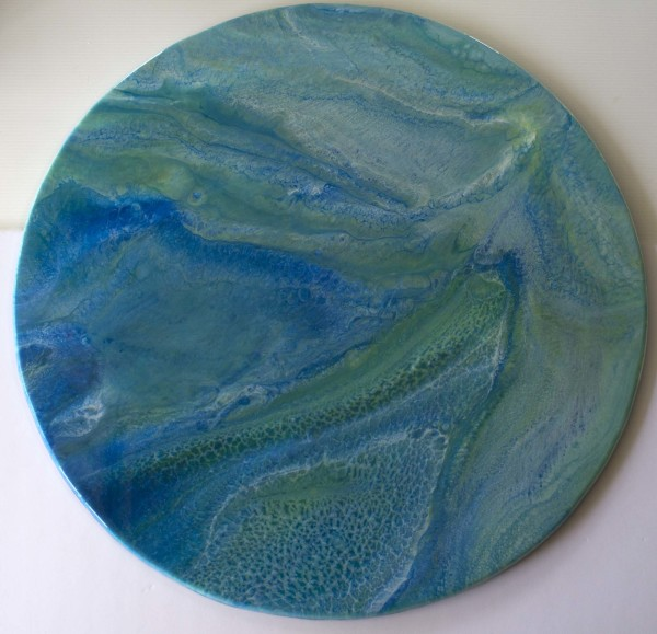 Estuary - SOLD by Gayle Reichelt