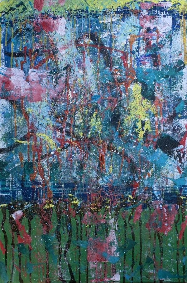 What Lies Beneath by Gayle Reichelt