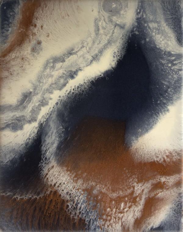 Underwater Caven by Gayle Reichelt