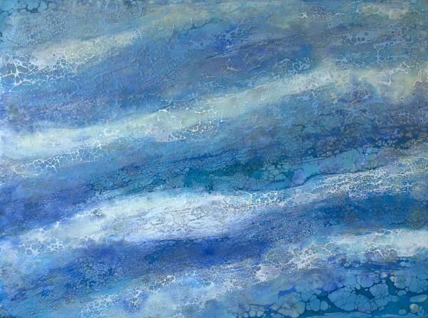 Wave Set by Gayle Reichelt
