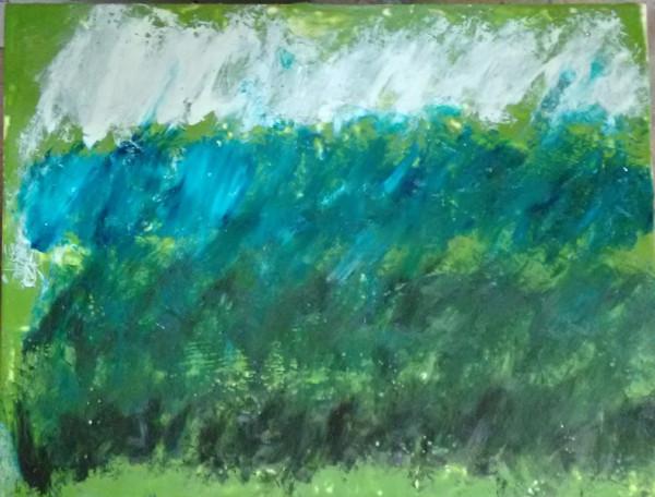 Green by Rothko Hauschildt