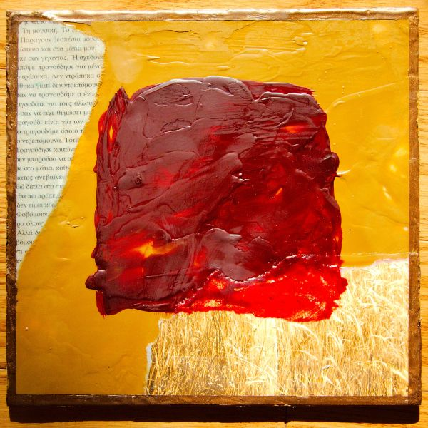 Untitled 1 by Rothko Hauschildt