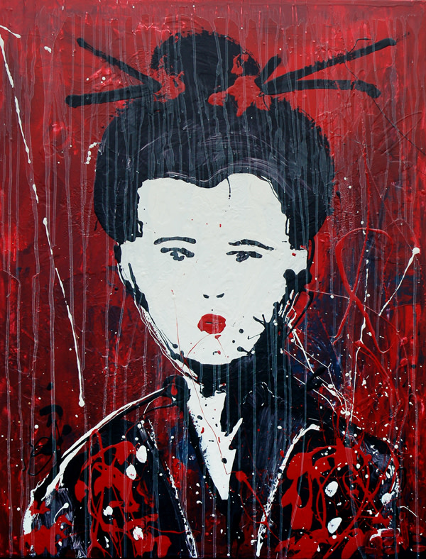 The Geisha by GENE