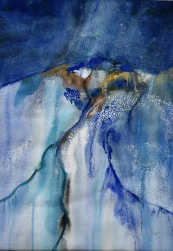 NIGHT ESCAPE by Elaine TREI