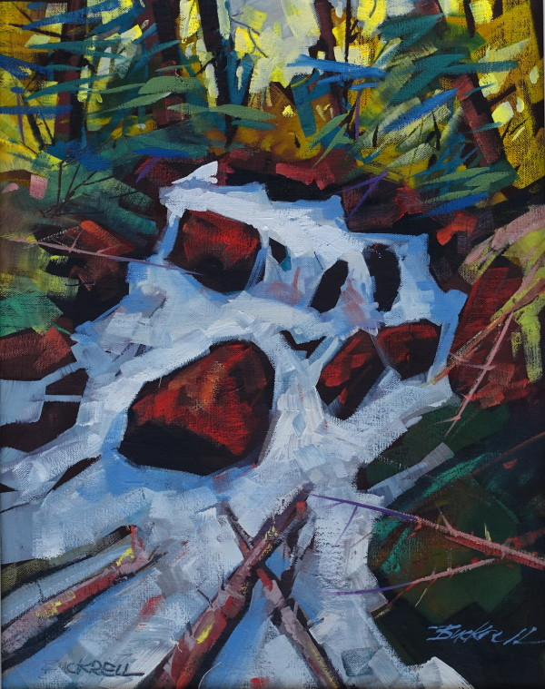 River Run  by Brian Buckrell