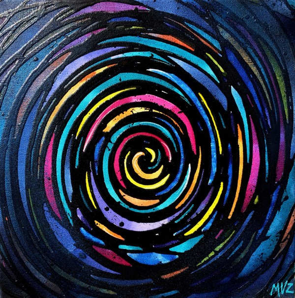 Allowing the Desire #3 by Melynda Van Zee