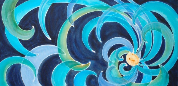 Precious Flow by Melynda Van Zee