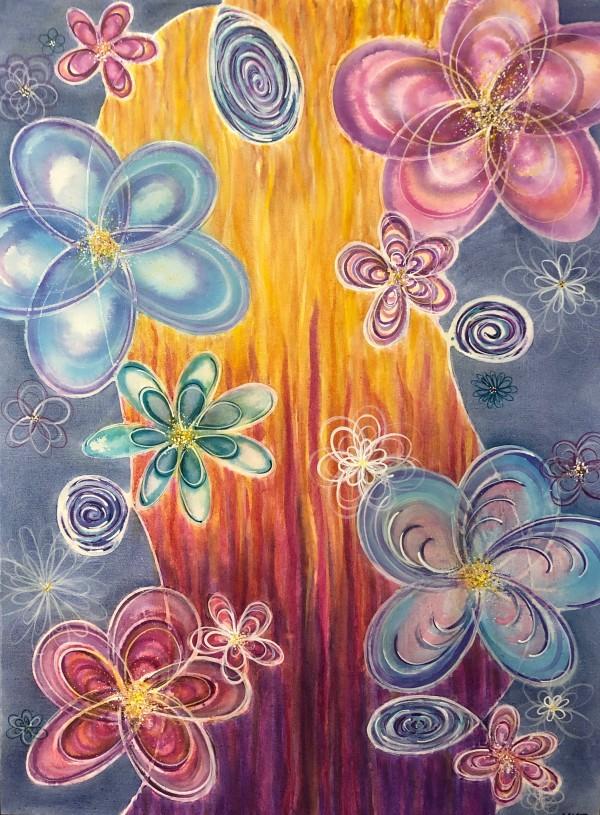 Inspiration Emerging by Melynda Van Zee