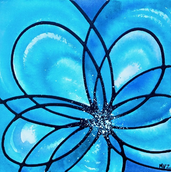 Life By Inner Design #16 by Melynda Van Zee