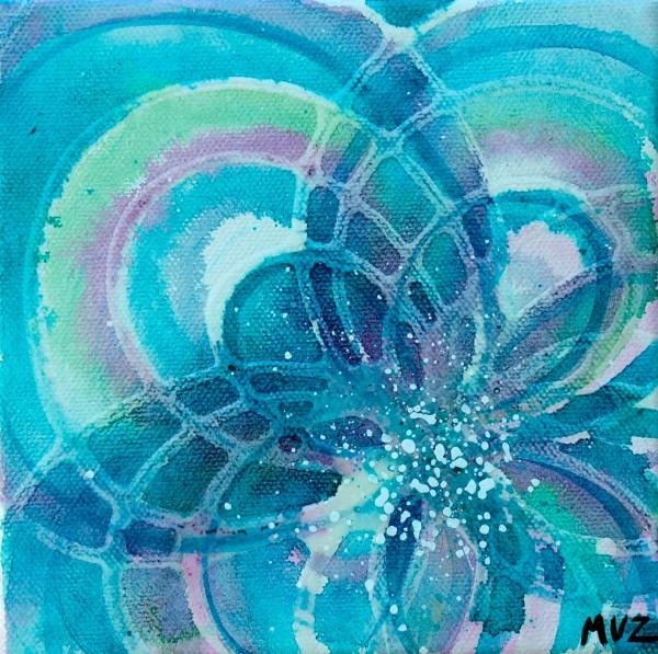 Mindset Hues #3 by Melynda Van Zee