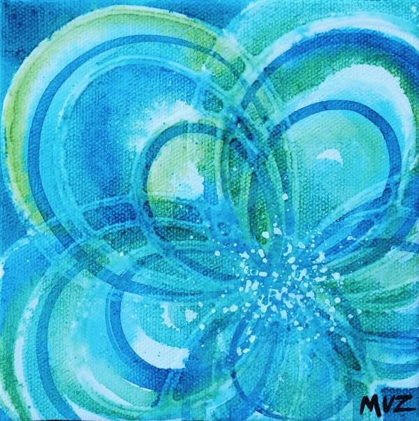Mindset Hues #4 by Melynda Van Zee