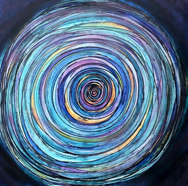 Allowing the Desire by Melynda Van Zee